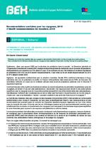 Recommandations sanitaires pour les voyageurs, 2015 - application/pdf