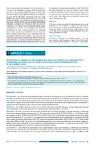 Estimation du nombre de personnes non diagnostiquées pour une hépatite C chronique en France en 2014 : implications pour des recommandations de dépistage élargi - application/pdf