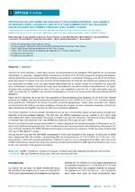 Prévalence de l'antigène HBs dans deux populations exposées : les usagers de drogues (ANRS-Coquelicot 2011-2013) et les hommes ayant des relations sexuelles avec des hommes (Prevagay 2009) à Paris, France - application/pdf