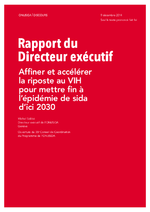 Rapport du Directeur exécutif : affiner et accélérer la riposte au VIH pour mettre fin à l'épidémie de sida d'ici 2030 - application/pdf