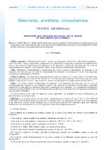 Décret n° 2015-796 du 1er juillet 2015 relatif aux centres gratuits d'information, de dépistage et de diagnostic des infections par les virus de l'immunodéficience humaine et des hépatites virales et des infections sexuellement transmissibles - application/pdf