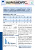 Consommation du cannabis et d'autres drogues illicites chez les franciliens - application/pdf