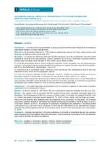 Vaccination contre l'hépatite B : perceptions et pratiques des médecins généralistes, France, 2014 - application/pdf