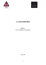La transphobie - application/pdf