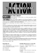 Action n° 132 Nos combats continuent ! - application/pdf