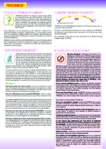 Infocarte 35 Triumeq®, abacavir, lamivudine, dolutégravir - application/pdf