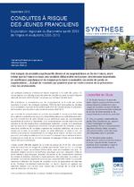 Conduites à risque des jeunes Franciliens : exploitation régionale du Baromètre santé 2010 de l'Inpes et évolutions 2005-2010 [synthèse] - application/pdf