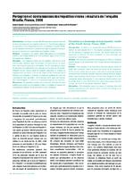 Perception et connaissances des hépatites virales : résultats de l'enquête Nicolle, France, 2006 - application/pdf
