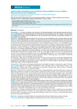 Couverture vaccinale chez les enfants sans logement d'Ile-de-France : résultats de l'étude ENFAMS, 2013 - application/pdf