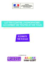 Lutter contre l'homophobie le combat de toutes et de tous - application/pdf