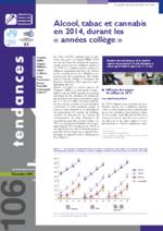 Tendances. n° 106 (Décembre 2015)  - application/pdf