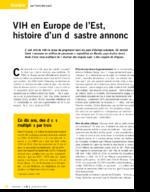 VIH en Europe de l'Est, histoire d'un désastre annoncé - application/pdf