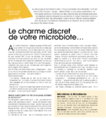 Le charme discret de votre microbiote... - application/pdf