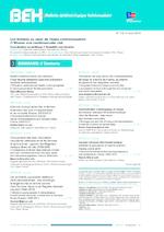BEH. Vol. 2016, n° 7-8  - application/pdf