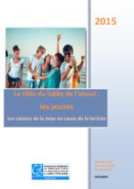 La cible du lobby de l'alcool : les jeunes Les raisons de la mise en cause de la loi Evin - application/pdf