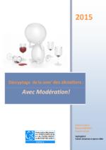 Décryptage de la com' des alcooliers : Avec Modération - application/pdf