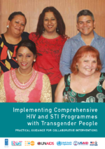Implementing comprehensive HIV and STI programmes with transgender people : practical guidance for collaborative interventions = Mettre en place des programmes VIH et IST complets pour les personnes transgenres - application/pdf