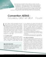 Convention AERAS : nouveau bilan et droit à l'oubli - application/pdf