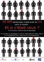 30 000 personnes vivent avec le VIH sans le savoir... Et si c'étaits vous ? - application/pdf