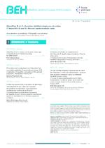 BEH Vol 2016 n° 13-14 Hépatites B et C, données épidémiologiques récentes - application/pdf