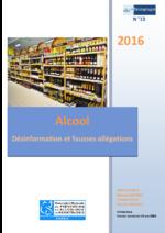 Alcool : désinformation et fausses allégations - application/pdf