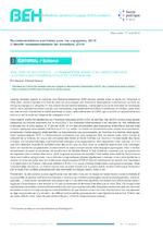BEH Vol 2016 Hors série Recommandations sanitaires pour les voyageurs, 2016 - application/pdf