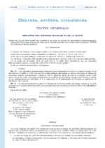 Arrêté du 10 juin 2016 relatif aux conditions de prise en charge de spécialités pharmaceutiques disposant d'une autorisation de mise sur le marché inscrites sur la liste visée à l'article L. 5126-4 du code de santé publique - application/pdf