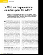 Dossier : les jeunes et le VIH - application/pdf