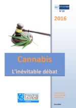 Cannabis : l'inévitable débat  - application/pdf