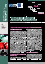 Tendances récentes et nouvelles drogues : Paris - application/pdf