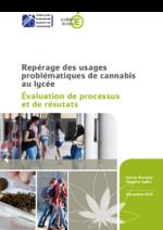 Repérage des usages problématiques de cannabis au lycée - application/pdf