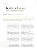 Le modèle français de réduction des risques - application/pdf