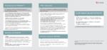 Informations importantes concernant le bon usage de Truvada® dans l'indication « Prophylaxie pré-exposition (PrEP) » au VIH (patients) - application/pdf