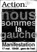 Action : la lettre d'Act Up-Paris. n° 47 (mai 1997) - application/pdf