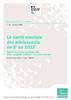 La santé mentale des adolescentsde 3e en 2017 - application/pdf